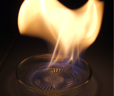 Combustion simulation